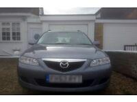 Mazda 6 TS 2 estate for sale