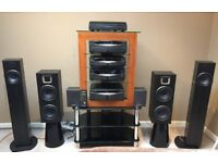 Kenwood Premium Sound System in excellent condition - Incredible sound quality - BARGAIN RRP £5000