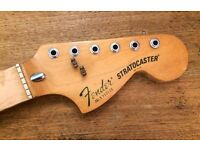 1979 Fender Stratocaster neck - great condition