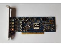Creative Labs SB0790 Sound Blaster X-Fi Extreme Fidelity Sound Card