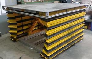 ECONO LIFT DO-LD 36-20 Table hydraulique de chargement usagée *AEVOS
