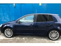 LOW MILEAGE Blue 2007 Volkswagen Golf 1.4 Petrol