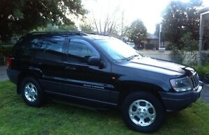 2000 Jeep Grand Cherokee Wagon Thornbury Darebin Area Preview