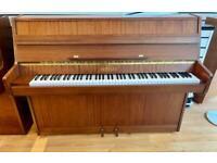 Bentley 88 note Overstrung Upright Piano