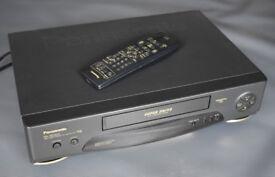 Panasonic Video cassette player for sale