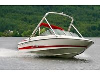 Maxum 1800MX Sports Boat, 3.0litre petrol MerCruiser, Alpha drive with Xtreme Wakeboarding tower