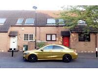 Mercedes Chrome Gold Cla. Chauffeuring for all occasions!