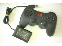 Logitech Cordless Rumblepad 2 wireless controller gamepad USB PC