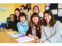 FREE English classes every day at Edinburgh Language Centre, 62 George Street