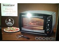 Electric Mini Oven and Grill