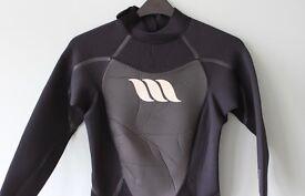 Ladies 4/3mm West Wetsuit Size 14