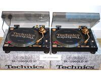 Wanted Technics 1210 MK5G 1200 MK2 Any Model Any Condition