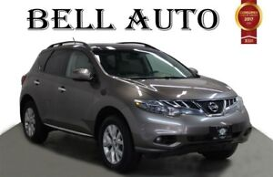 2011 Nissan Murano SL LEATHER PANORAMIC ROOF BACK UP CAMERA