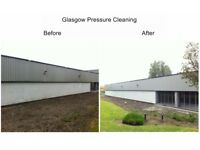 Commercial Pressure Cleaning Services - Building, Paving and High Reach Pressure Washing