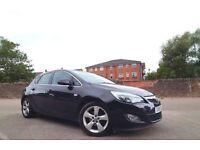 Mint 2011 Vauxhall Astra 1.6 SRi - Full 12-Months MoT + Full Dealer History