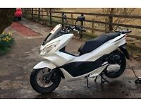Good condition low mileage Honda PCX 125cc