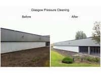 Commercial Pressure Cleaning Services - Building, Paving and High Reach Pressure Washing.