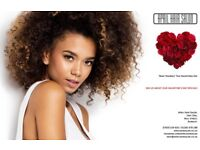 What are your plans this Valentine's Day? Visit April Hair Salon for styling - it's worth it!
