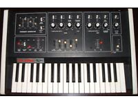 Octave Kitten Synthesizer early 80s vintage