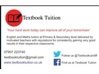 Maths & English Tutoring for children from Year 2 through to GCSE