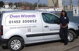 Oven Wizard... professionally clean your Oven, Ranges, BBQs, Hobs, Extractors and AGAs to like new