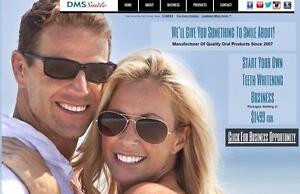 Amazing Business Opportunity for 2019!  Start your own Teeth Whitening Business 200% ROI! Only $1299