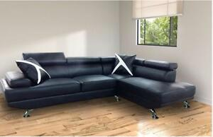 $799 - BLACK SECTIONAL