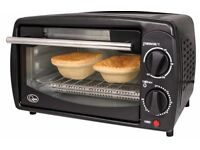 9 Litre Compact Oven. Energy efficient, portable 9 L mini oven.