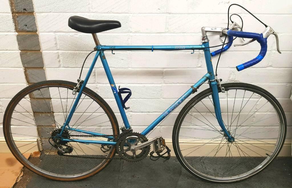 Sun Solo Vintage/Retro Road Bike - Fully Serviced