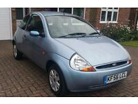 FORD KA STYLE -2007- *12 MONTHS MOT*- VERY LOW MILEAGE-ONLY 50k !! -FULL SERVICE HISTORY- IMMACULATE