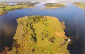 Crehan Island For Sale   Lough Erne   NI