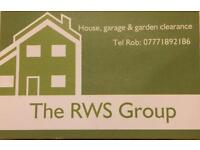 House, garage and garden clearance