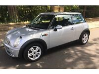 2006 AUTOMATIC MINI COOPER FAMILY OWNED FROM NEW EXCELLENT CONDITION AUTO MINI COOPER ONE