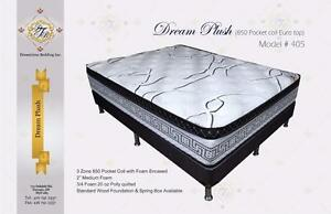 CANADIAN MADE MATTRESS ON SALE!!!! LOWEST PRICE GUARANTEED IN TOWN!!!OPEN 7 DAYS 11 AM TO 7 PM