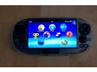 Sony PlayStation Vita PCH-1003 ver 3.68 +6 games