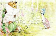 Beatrix Potter Postcard