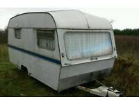 Thomson caravan for refurbishment