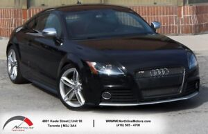2010 Audi TTS 2.0T | Premium | Red Interior | Navigation
