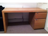 Large desk - office / computer / workstation / bench