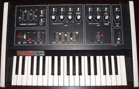 Octave Kitten Synthesizer 1979 / 80