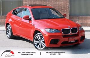 2011 BMW X6 X6 M | Navigation | 555 HP | HUD | Sunroof