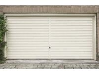 Hormann Double Garage Door