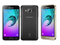 Samsung J3 unlock 5 Inch 8GB Unlocked 4G Sim Free UK Stock