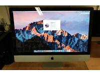 27-inch Apple iMac mid 2010 Sierra i5/8GB/RADEON 5750/1TB - Uplands Computers Swansea