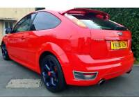 Stunning ford focus st-3 bright red fsh open to swap or Px offers