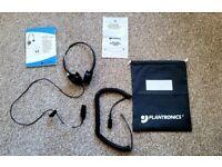 Plantronics Supra Plus Headset