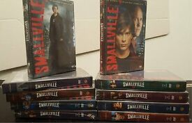 smallville season 1-10