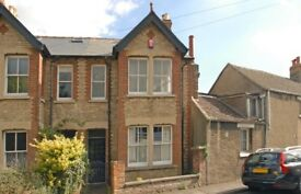 2 bed terraced house with garden for professional (couple) No agency fees.