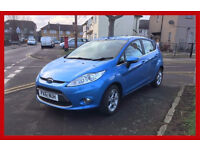 2011 Ford Fiesta TDCi 5dr -- Diesel -- Low Miles -- Cheap insurance --- alternate4 corsa yaris civic