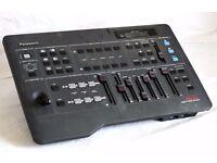 Panasonic WJ-AVE5 video mixer